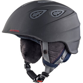 Alpina Grap 2.0 L.E. Casco da sci, denim-grey matt